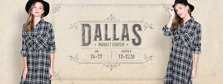 We're coming back to Dallas this January 24-27! See you there!