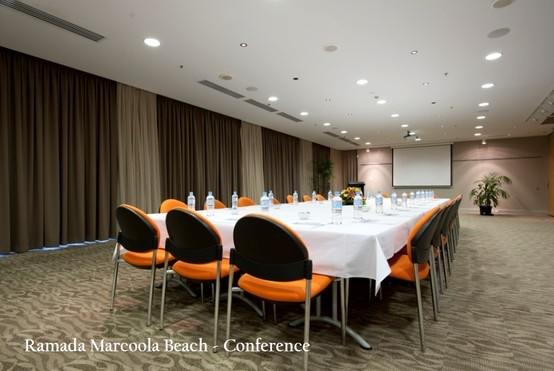 Professional Conference Facilities.  Ramada Marcoola Beach