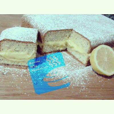Abuela Coca, Recetas de Familia 💟💟💟: Delicia de limón 🍋