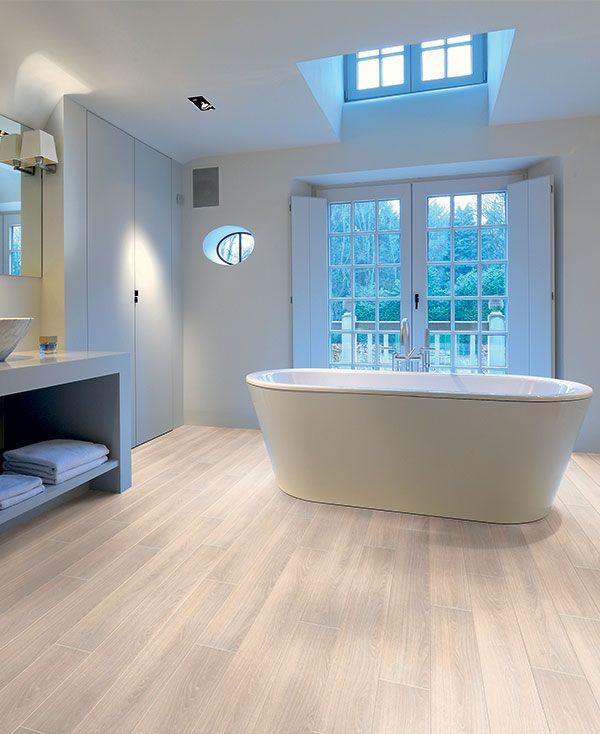 Best AquaStep Laminate Flooring Images On Pinterest Aqua - Quick step lagune bathroom laminate flooring for bathroom decor ideas