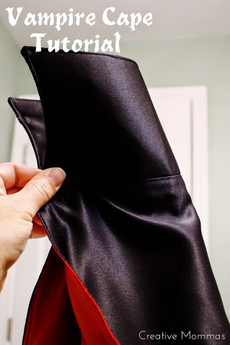 Cut out a collar template in whatever shape you want. Make sure to measure how big you want the collar to be.