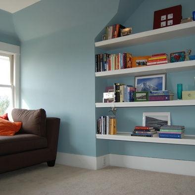 floating shelves for Braeden