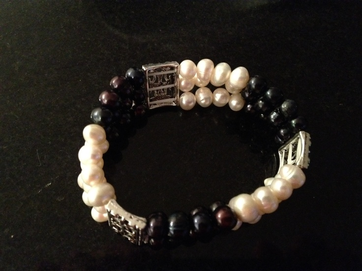 Clasic Pearl Bracelet