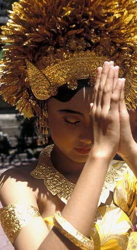 Beautiful Girl in Balinese Ceremony | #Bali #Culture , #indonesia #SouthEast #Asia