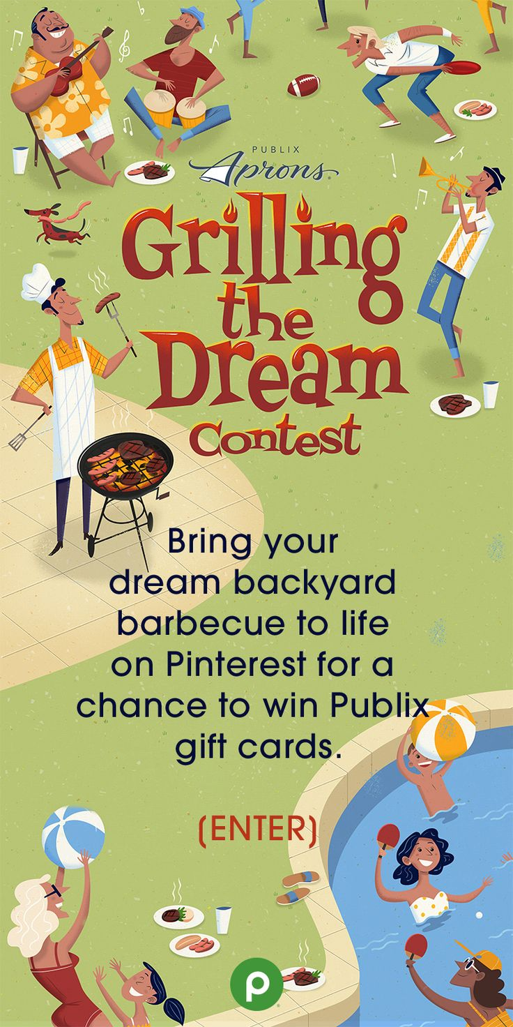 9 best summer contest images on pinterest backyard bbq gift