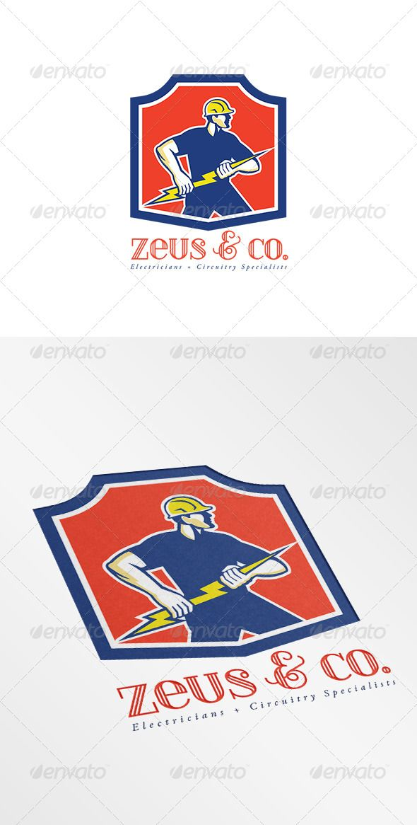 Zeus And Co Electricians Logo