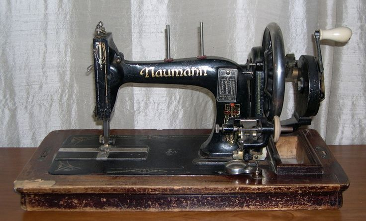 sewing machine invented