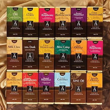 Aine Hand Made Chocolate - world famous delicious chocolates from Ireland