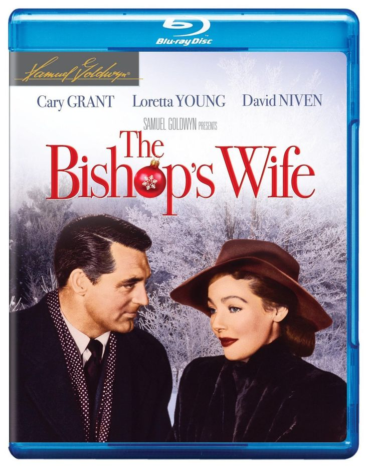 A touching holiday fantasy about an angel who restores spiritual direction to an overworked bishop, and makes both the bishop and his wife realize what is truly important in life. Description from pictureshowman.com. I searched for this on bing.com/images