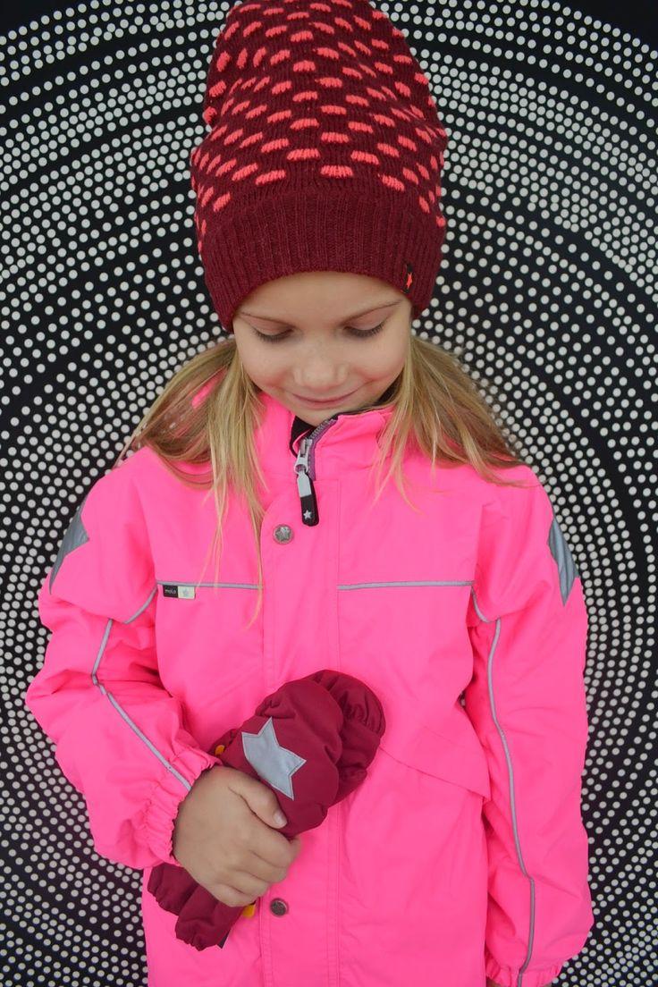 www.aatio.fi, Aati O, lastenvaatteet, Molo Kids, Polaris Pink Rose