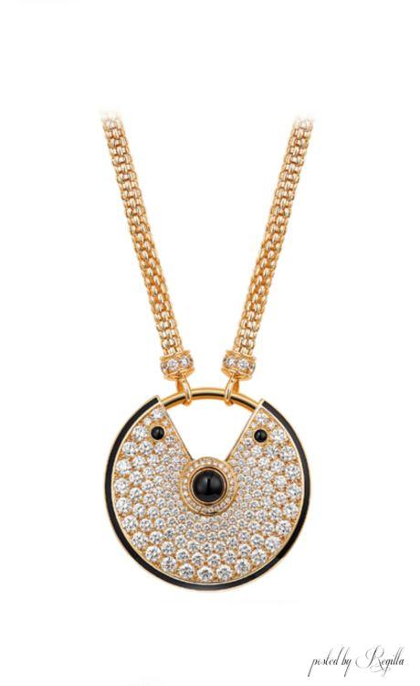 Regilla ⚜ Collier Amulette de Cartier | Wishlist | Jewelry ...