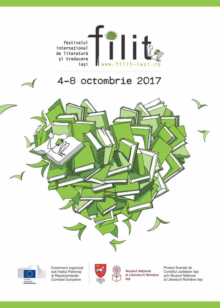 Anchetă: 31 de scriitori români invitați la FILIT 2017 ne spun ce (re)citesc acum și ce autori vor să întâlnească la Iași