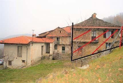 PEZZOLO VALLE UZZONE, country house (rustic), semi-detached, to be renovated€30000
