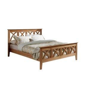 Maiden Oak Wooden Bed Frame