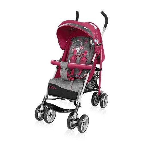 Baby Design Travel Quick babakocsi lábzsákkal - 2017 08 Pink - Zsebi Babaáruház - Babakocsik, bababútorok, autósülések, etetőszékek - Széles választék, kedvező árak