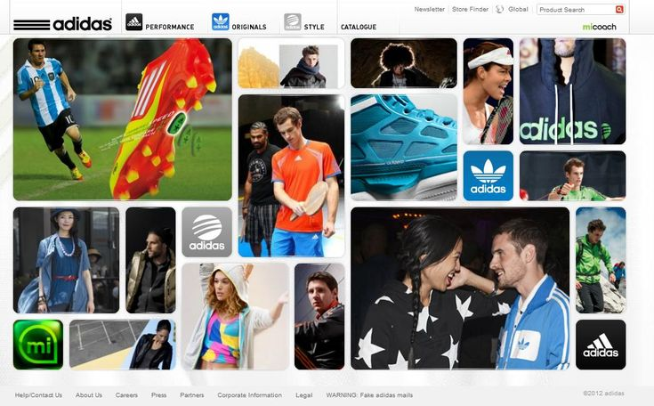 30 Fashion Website Designs for Your Inspiration from Our Tuts