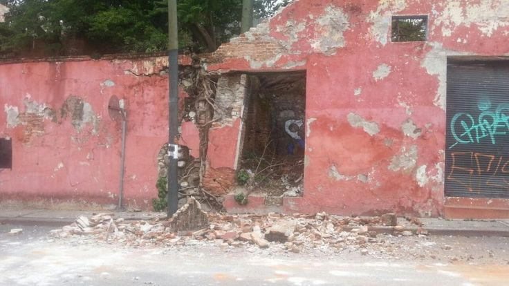 Lluvia vence a La Coronela otrora refugio de la viudas zapatistas