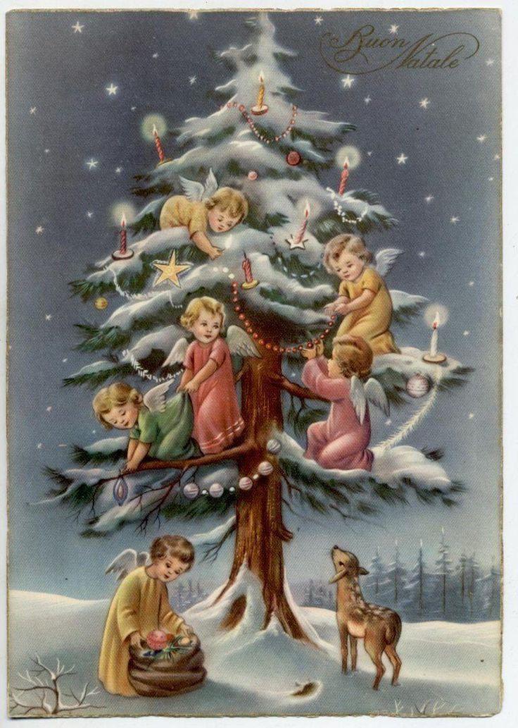 можно задать старинные открытки с католическим рождеством стало