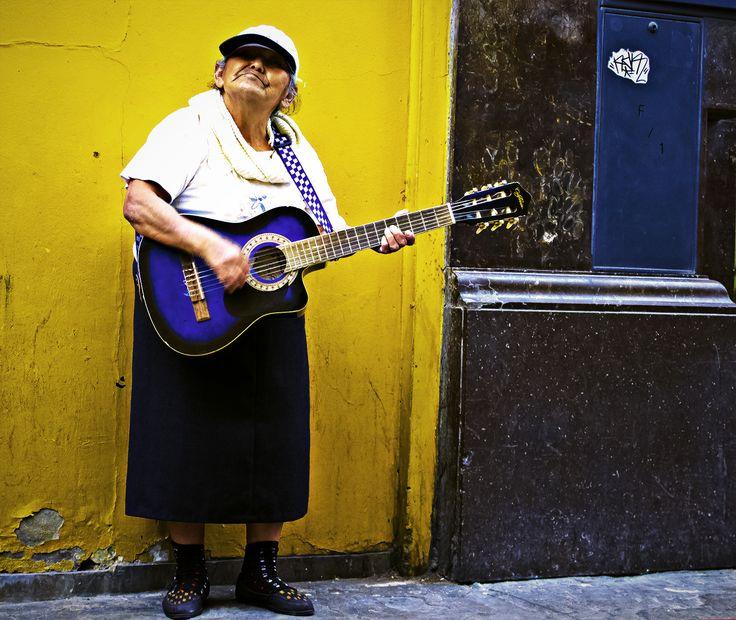 Vecchietta chitarrista Lima