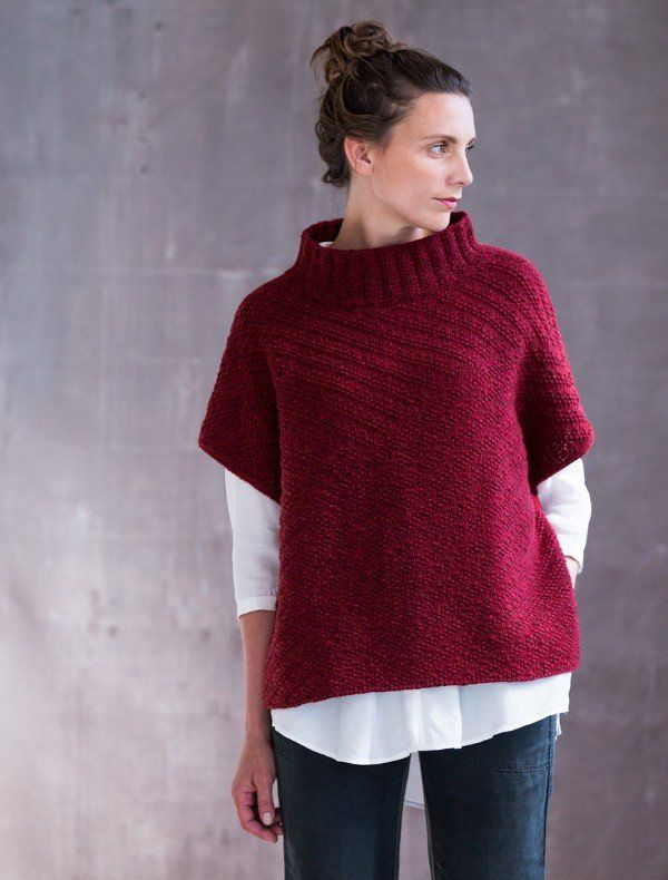 Brooklyn Tweed Pattern Kirwin Pullover