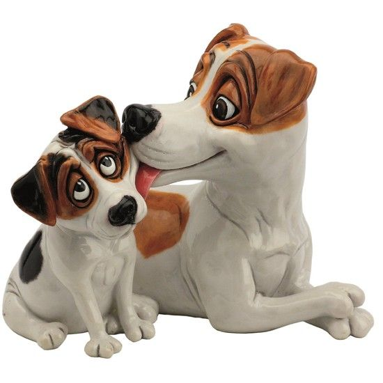 Pets With Personality - Jack Russell & Pup Available @ Li'l Treasures $68. (International Shipping available)