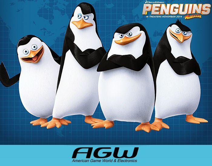 Disfruta deLos Pingüinos de Madagascar para las tres consolas actuales de Nintendo, es decir, Wii, Wii U y Nintendo 3DS. Se trata de un juego de aventuras en el que los más pequeños de la casa pueden encarnar a los cuatro pingüinos y alternar entre ellos según las situaciones en las que se encuentren, siguiendo la estela de la cinta.