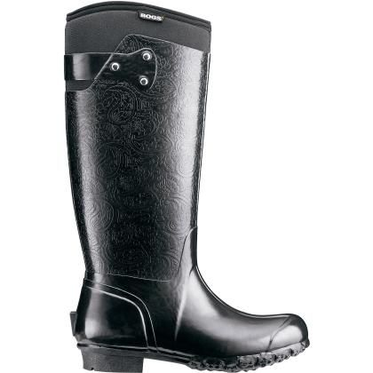 Bogs Boots - I actually stalked a lady through the store to ask her where she got these boots. Most rainboots are so ugly. These...love them!