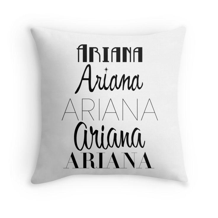 Ariana Grande - Era Logos
