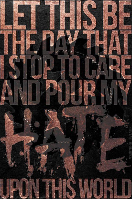 Whitechapel - Hate Creation