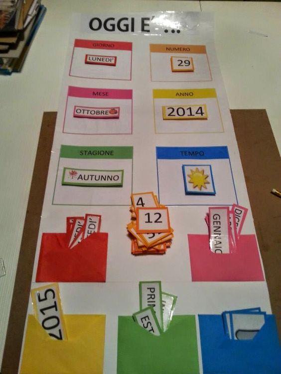 calendario compleanni scuola dell'infanzia - Cerca con Google