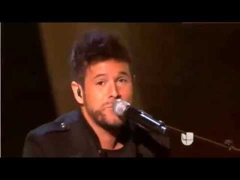 Latin Grammy 2016 Pablo López y Juanes - Tu enemigo