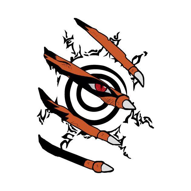 Naruto Nine tails by genesis993                                                                                                                                                                                 Más