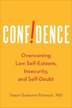 Millions of people are plagued by low self-confidence. But in Confidence, personality expert Dr. Tomas Chamorro-Premuzic shows us that high confidence makes us less likeable, less employable, and less successful in the long run. He reveals the benefits of