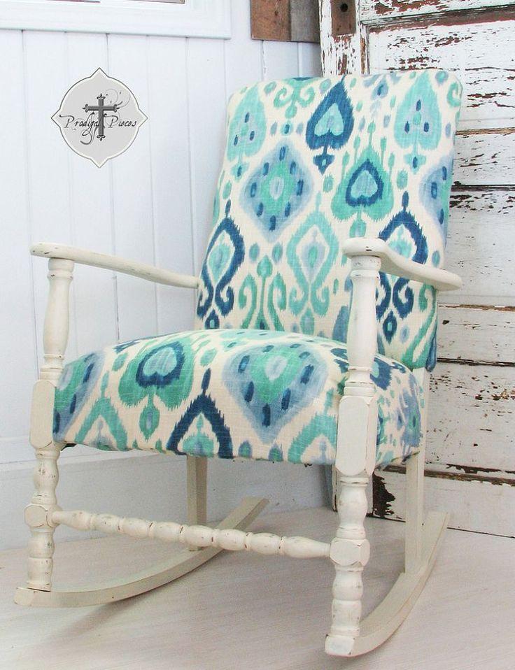 Rocking Chair Redo!