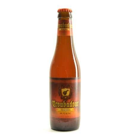 Troubadour Magma #belgianbeer #beer #troubadour