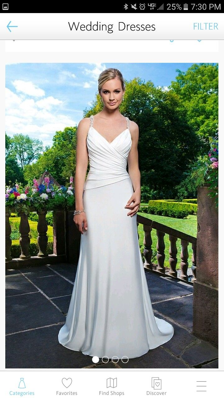 12 best 2015 Wedding Dresses images on Pinterest | Wedding frocks ...