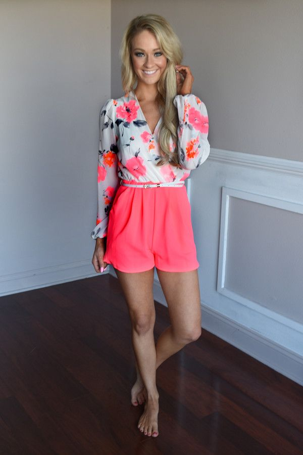 Love is in the Air Romper – The Pulse Boutique