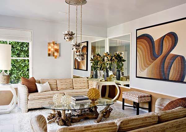 70 Best 60s 80s Interiors Images On Pinterest Architectual