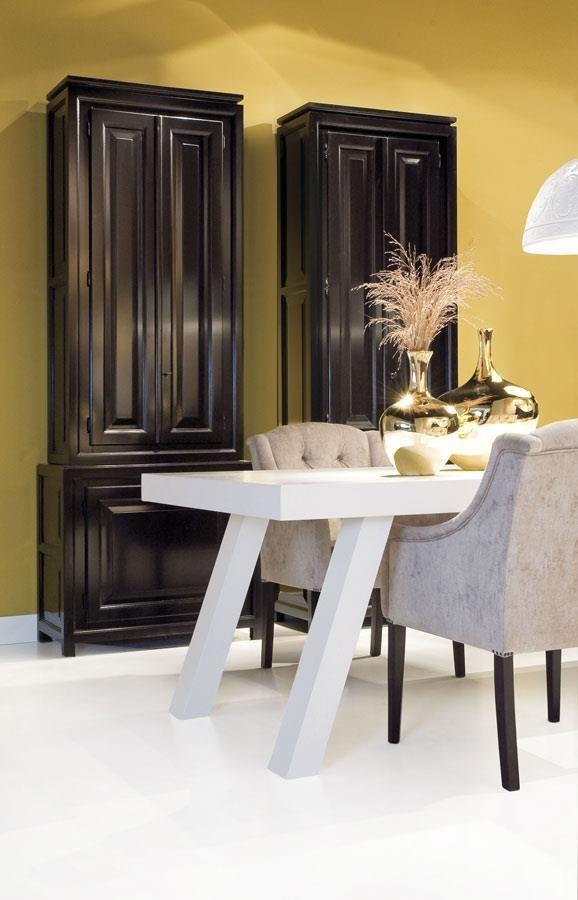 Keijser co gesloten kast eigentijdse meubelen met een pure vormgeving waarbij alles mogelijk - Eigentijdse meubelen ...