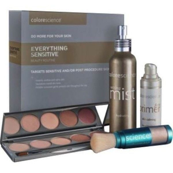 Colorescience Everything Sensitive Skin Regimen Medium