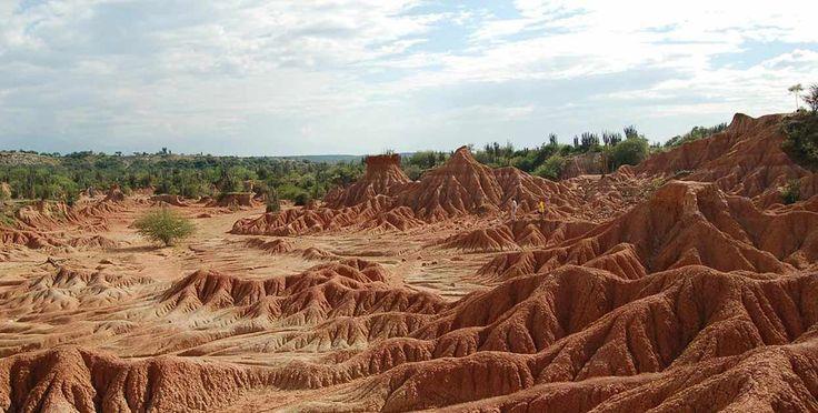 Desierto La Candelaria
