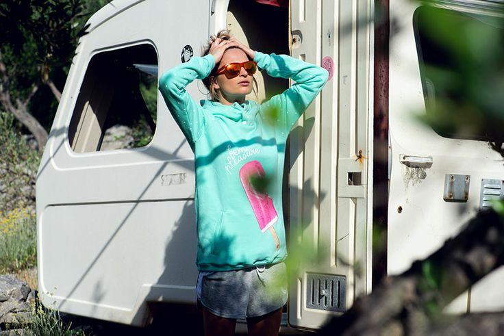 Femi Pleasure TAJA sweatshirt