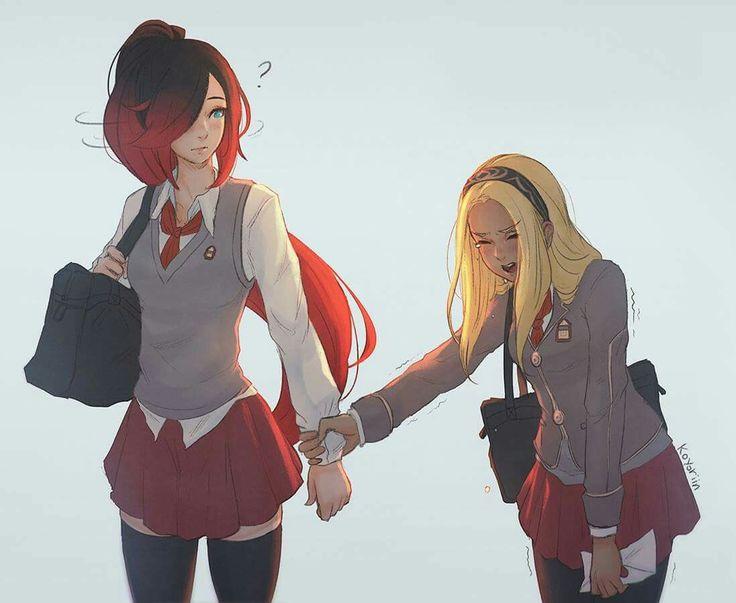 School Uniforms!Raven & Kat