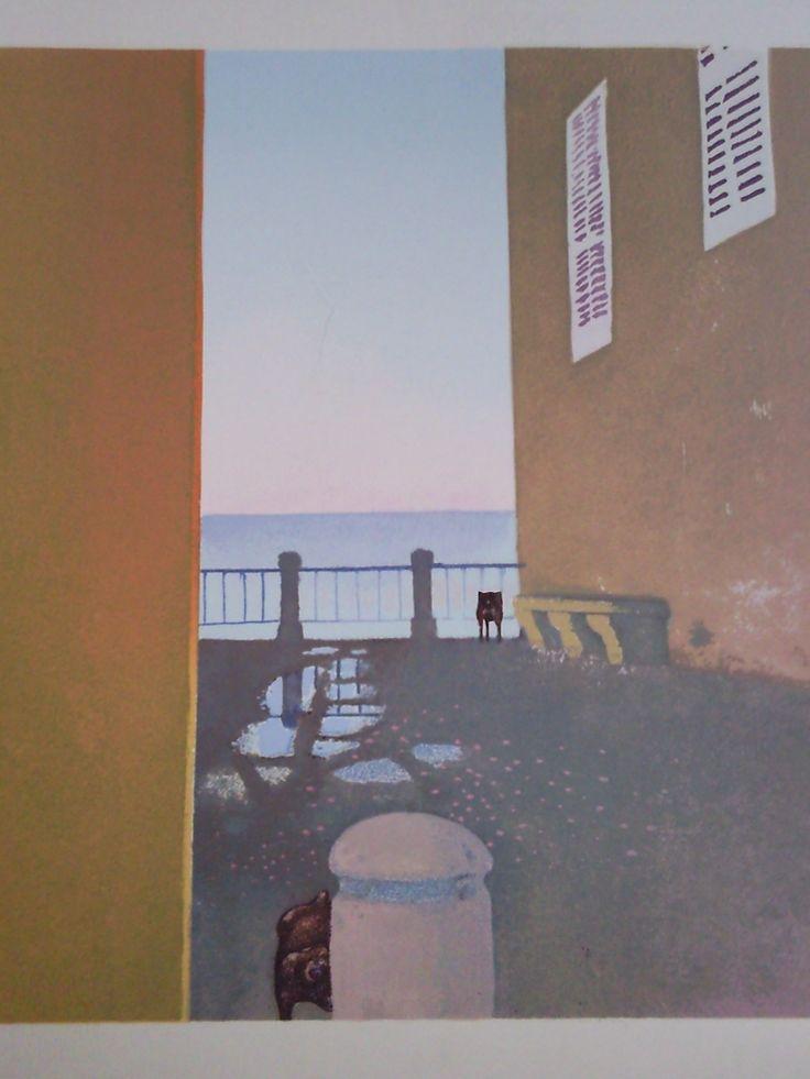 Leonardo Cremonini: détail Tropea