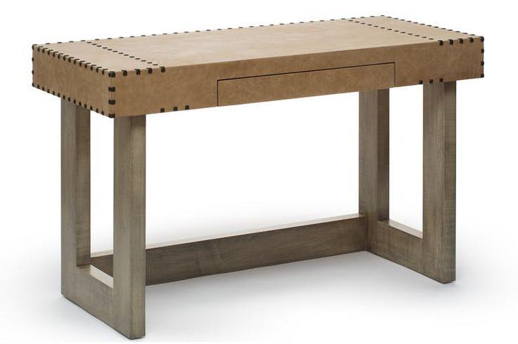 Neiman Desk - Contemporary Transitional Desks & Writing Tables - Dering Hall