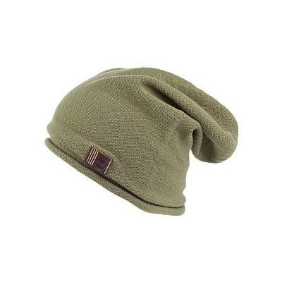 $17, Lightweight Beanie Hat Olive by Timberland Hats. Sold by Village Hats. Click for more info: http://lookastic.com/men/shop_items/116470/redirect