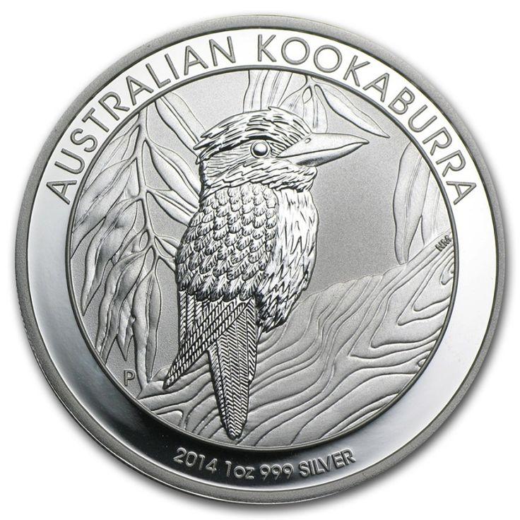 1 oz 2015 Australian Kookaburra Silver Coin 999 Obverse - Any Quantity at ATOPMEX