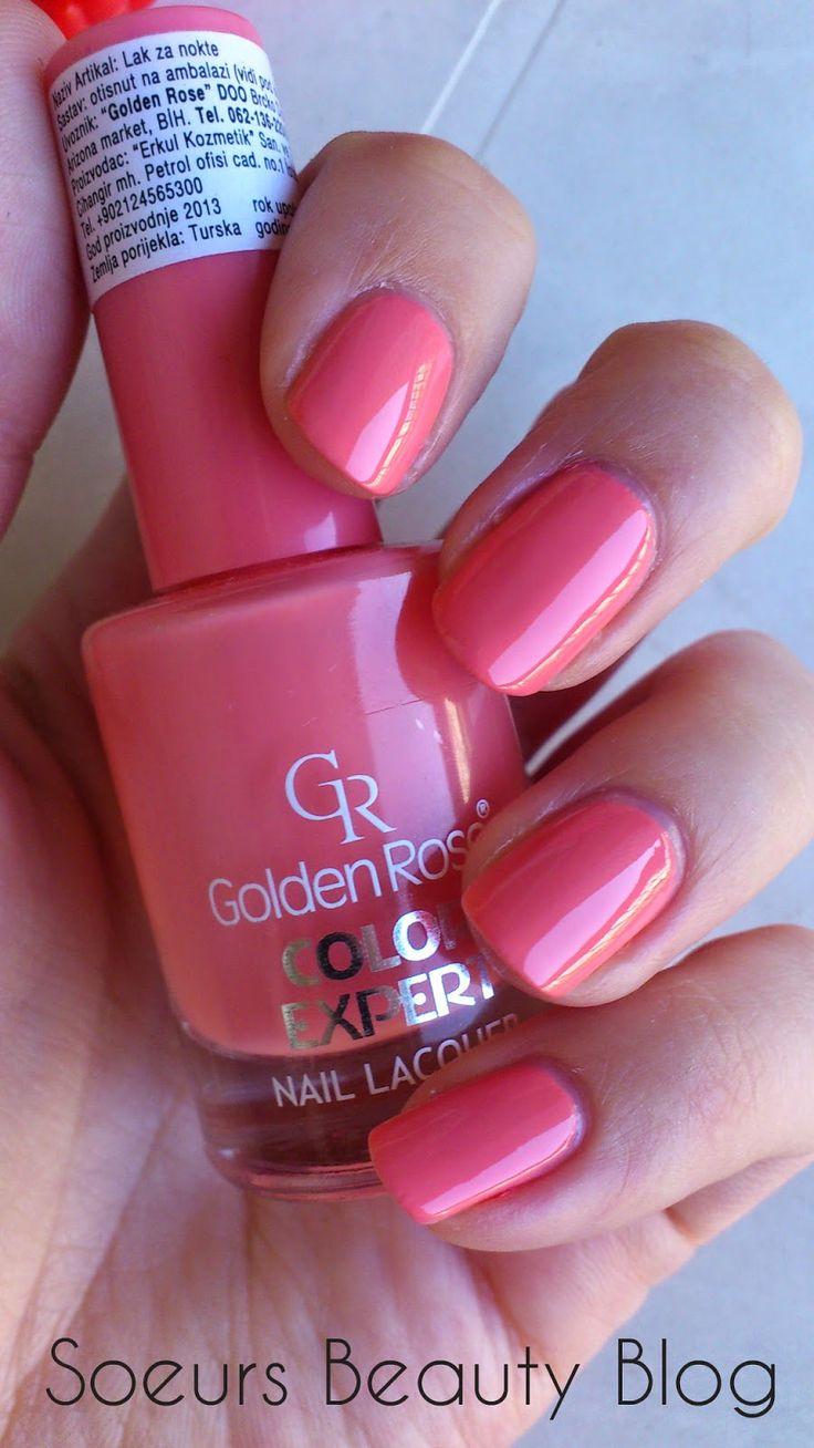 Golden Rose Color Expert 22