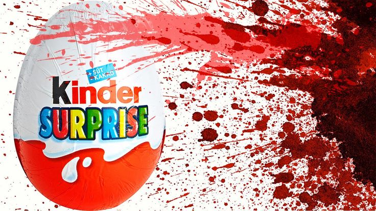 "Short video ""The last surprise"" on raspakovok Kinder Surprise and consumer society."