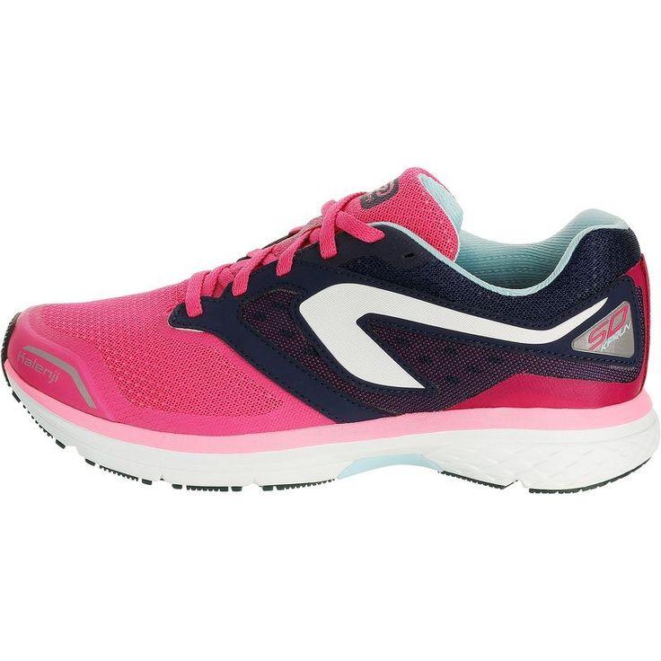 RUNNING Running Running, Trail, Athlétisme - KIPRUN SD FEMME KALENJI - Chaussures running